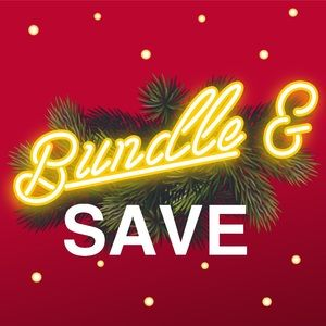 Bundle on 2 items and save 10%!